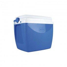 Caixa Térmica MOR 18 Litros - Azul Casa JHS