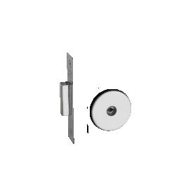Trava Tetra Pado Redonda SM 1000 - Inox Polido Casa JHS