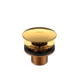 Válvula Deca Luxo de Escoamento para Banheiro Gold Casa JHS