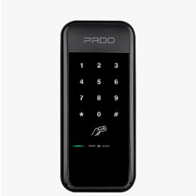 Fechadura Digital Pado de Sobrepor FDS50 - Preto Casa JHS