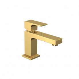 Misturador Monocomando Deca Lavatório de Mesa Bica Baixa Unic Gold Casa JHS