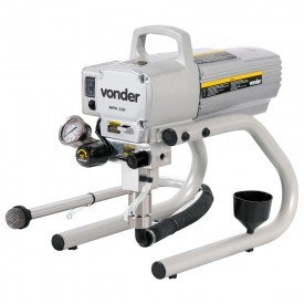 Máquina de Pintura Vonder Airless MPA 120 220v Casa JHS